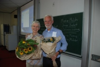 VETNET Honorary Fellows: Sabine Manning and Martin Mulder
