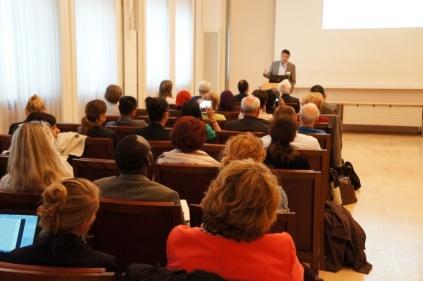 Key Note: Prof. Matthias Pilz